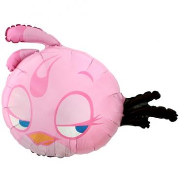 Angry Birds Розовая