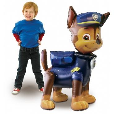 Щенячий патруль, ходячая фигура, гелиевый, фольгированный шар