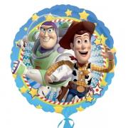 Вуди и Базз (История Игрушек), гелиевый, фольгированный шар