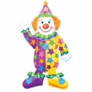 Клоун, ходячая фигура