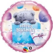 Me To You Happy Birthday Подарок, гелиевый, фольгированный шар
