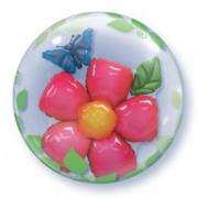 Цветок и Бабочка, шар в шаре
