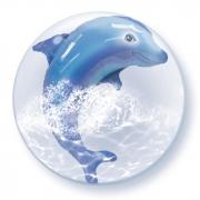 Дельфин, шар в шаре