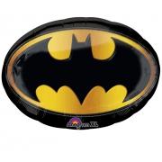 Бэтмен эмблема, гелиевый, фольгированный шар