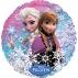 Frozen (Холодное сердце) голография, гелиевый, фольгированный шар