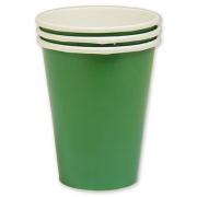 Стакан бумажный Зелёный (Festive Green)