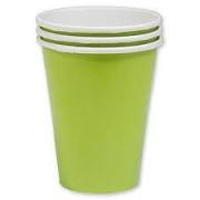 Стакан бумажный Зелёный (Kiwi Green)