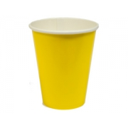 Стакан бумажный Жёлтый (Yellow Sunshine)