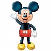 Микки Маус, ходячая фигура