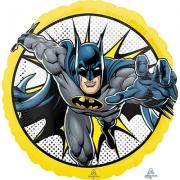 Бэтмен в полете, гелиевый, фольгированный шар