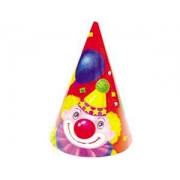 Колпак Клоун с шарами