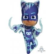 Герои в масках Кэтбой, гелиевый, фольгированный шар