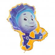 Фиксики Нолик, гелиевый, фольгированный шар