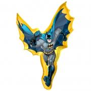 Бэтмен / Batman, гелиевый, фольгированный шар
