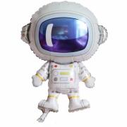 Космонавт, гелиевый, фольгированный шар