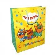 """Пакет подарочный """"Три Кота"""""""