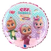 Cry Babies Малыши, гелиевый, фольгированный шар
