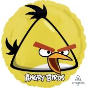 Angry Birds Жёлтая, фольгированный шар
