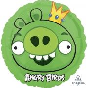 Angry Birds Король Свиней, фольгированный шар