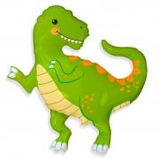 Динозаврик, фольгированный шар