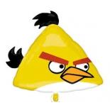 Angry Birds Желтая, фольгированный шар
