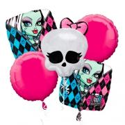 Букет шаров Monster High (монcтр хай)