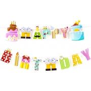 Гирлянда-буквы Happy Birthday, Вечеринка