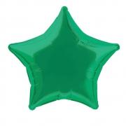 """Звезда, 18"""", Jade (изумруд), фольгированный шар"""