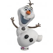 Frozen снеговик Олаф, фольгированный шар