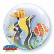 Рыбы тропические, шар в шаре