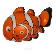 Рыба Немо, фольгированный шар