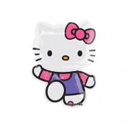Hello Kitty, гелиевый, фольгированный шар