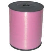 Лента розовая, однотонная, 5мм