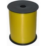 Лента жёлтая, однотонная, 5мм