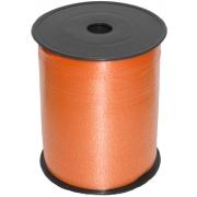 Лента оранжевая, однотонная, 5мм