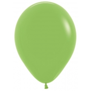 """Шар, 12"""", зеленый, пастель, латексный"""