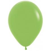 """Шар, 5"""", зеленый, пастель, латексный"""