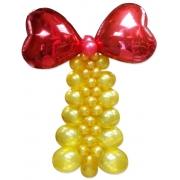 Колокольчик, фигура из воздушных шаров