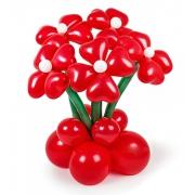 """Полянка из цветов """"От всего сердца"""""""
