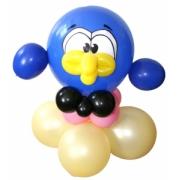 Кар Карыч, фигура из воздушных шаров