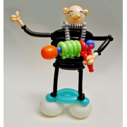 Гадкий Я, Грю, фигура из воздушных шаров