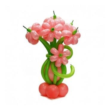 """Букет цветов """"Мини вазон"""" ассорти"""