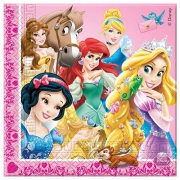 Салфетка Принцессы и животные